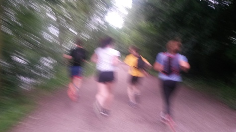 Running 2 (blurred)