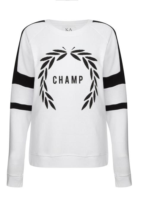 Zoe Karssen Champ Sweatshirt Front