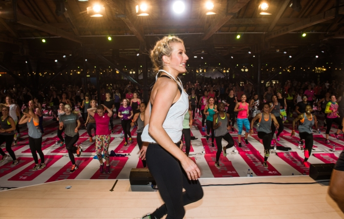 ELLIE GOULDING LAUNCHES NIKE +TC WORKOUT (FINALLY, THE SECRET TO THAT BOD)